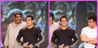 PHOTOS – Salman Khan, Sohail Khan promote Tubelight at press conference