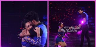 PHOTOS – Abigail Pandey proposes to boyfriend Sanam Johar on Nach Baliye 8!
