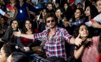 Shah Rukh Khan launches song Radha from Jab Harry Met Sejal amidst Sejals
