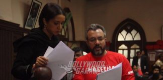Photos – Shraddha Kapoor shoots for last schedule of Haseena: The Queen of Mumbai