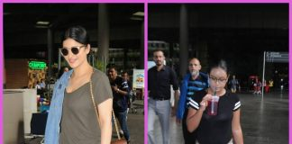 Nysa Devgn and Shruti Haasan spotted jet setting at Mumbai airport