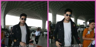 Sidharth Malhotra jets off to Kashmir to shoot for Aiyaari