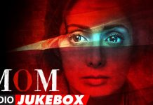 Makers of MOM release official audio jukebox with 7 musical tracks