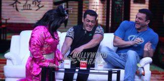 Salman Khan and Sohail Khan have fun on Supernight with Tubelight – Photos!