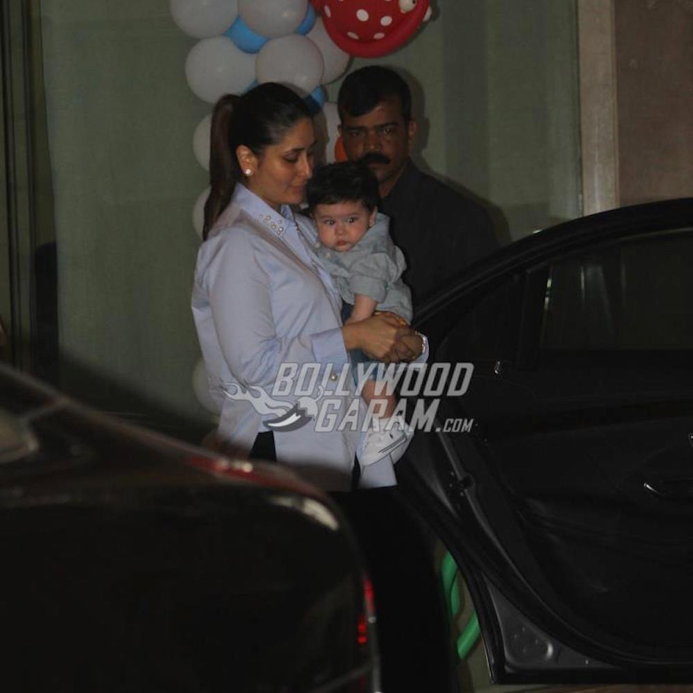 Laksshya Kapoor finds first friend in Taimur Ali Khan