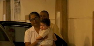 Latest photos of Taimur Ali Khan Pataudi on a day out with his nanny!