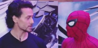Tiger Shroff to dub for Spider-Man Homecoming Hindi Version!