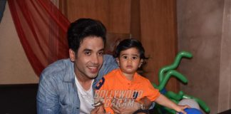 PHOTOS – Tusshar Kapoor celebrates son Laksshya Kapoor's first birthday!
