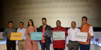 Vivek Oberoi, Sonali Bendre and Shankar Mahadevan join Akshaya Patra Foundation's initiative