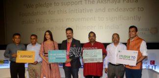 Vivek Oberoi, Sonali Bendre and Shankar Mahadevan join Akshaya Patra Foundation's initiative