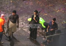 Cast and crew of Kaala Karikalan wrap-up Mumbai shoot