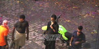 Cast and crew of Kaala Karikalan wrap-up Mumbai shoot