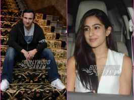 Saif Ali Khan expresses his disappointment in Sara Ali Khan joining Bollywood