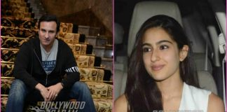 Amrita Singh miffed with Saif about his comments on Sara Ali Khan making her Bollywood debut