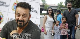 Sanjay Dutt and his family participate in a tree plantation drive – Gallery