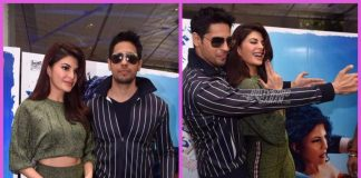 Jacqueline Fernandez and Sidharth Malhotra launch teaser of A Gentleman
