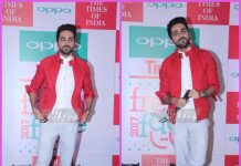 Ayushmann Khurrana inaugurates tenth edition of OPPO Times Fresh Face