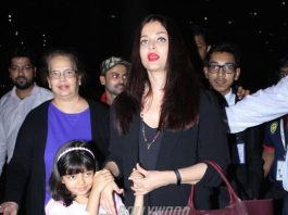 Aishwarya Rai Bachchan returns from holiday with Aaradhya and mother – Photos