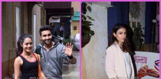 Bollywood celebrities street style photos – Aadar Jain, Anya Singh, Soha Ali Khan spotted!