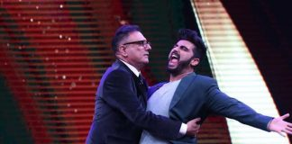 Photos – Arjun Kapoor has fun on Sabse Bada Kalakar grand finale, promotes Mubarakan!