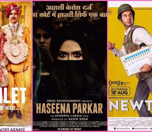12 Bollywood movies releasing in August 2017 you have to watch!