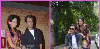 Nawazuddin Siddiqui and Bidita Bag launch trailer of Babumoshai Bandookbaaz