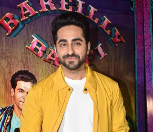 Video – Ayushmann Khurrana launches Bareilly Ki Barfi trailer!