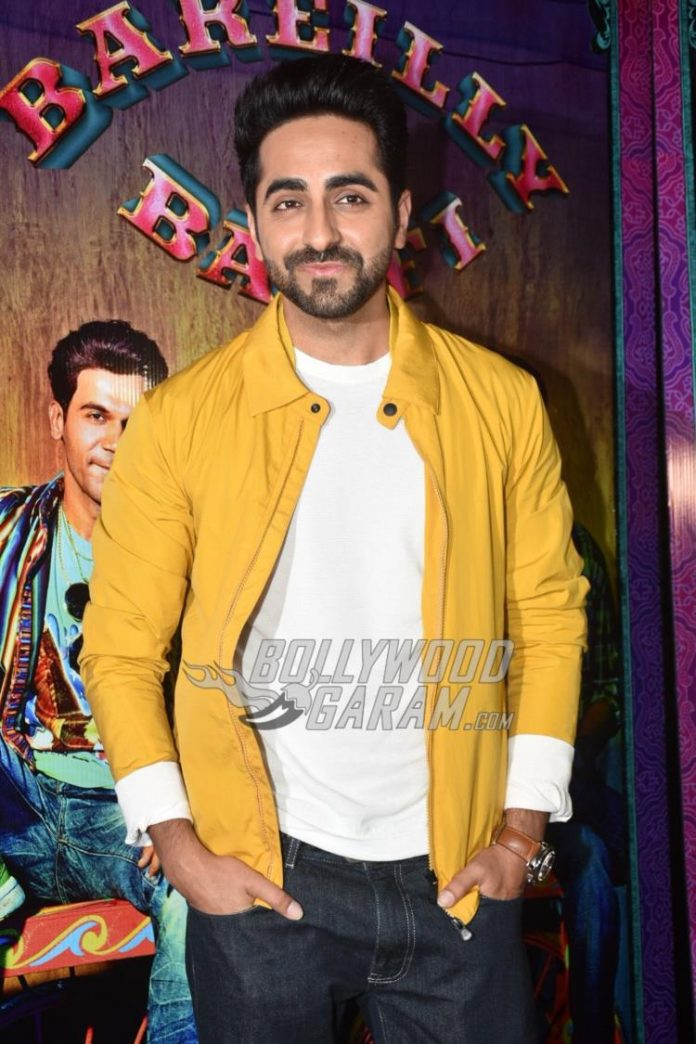 Bareilli Ki Barfi trailer launch-1