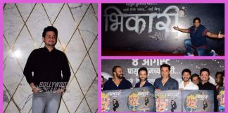 B'Town celebrities launch music of Marathi film Bhikari at an event
