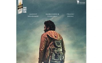 Prachi Desai shares first poster of short film CARBON, featuring Jackky Bhagnani