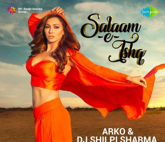DJ Shilpi Sharma launches reprised version of iconic song, Salaam E Ishq (Video)