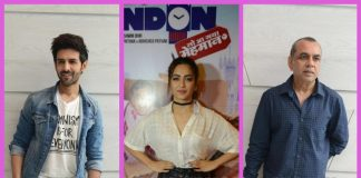 Karthik Aaryan, Kriti Kharbanda and Paresh Rawal promote Guest Iin London