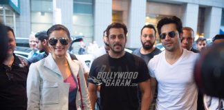 Bollywood celebrity airport fashion – Alia Bhatt, Varun Dhawan, Malaika Arora return from IIFA 2017 (Video)