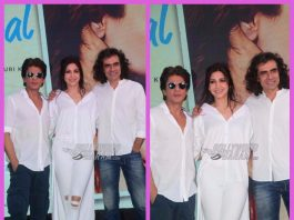 Anushka Sharma, Shah Rukh Khan and Imtiaz Ali  promote Jab Harry Met Sejal