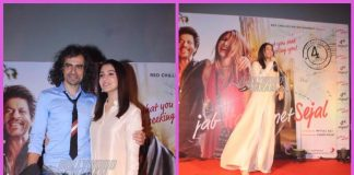 Video/ Photos – Jab harry Met Sejal trailer launched by Anushka Sharma & Imtiaz Ali!