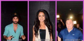 Photos – Neetu Kapoor hosts special screening of Jagga Jasoos!