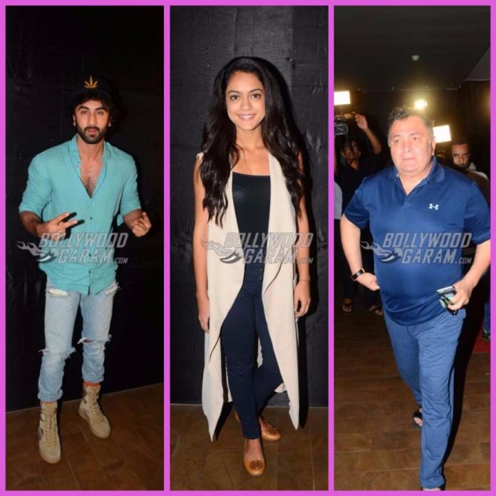 Jagga jasoos screening