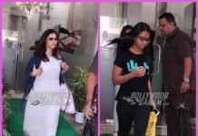 PHOTOS – Kajol and daughter Nysa get themselves pampered at a salon!
