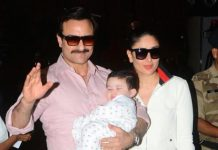 Kareena Kapoor, Saif Ali Khan, Taimur Ali Khan head to Switzerland for their first family vacation!