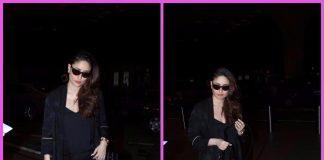 Kareena Kapoor Khan makes a stylish appearance at Mumbai airport – Photos!