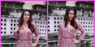 Kareena Kapoor Khan looks gorgeous on her visit to nutritionist Rujuta Diwekar! – Photos