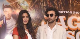 Photos – Ranbir Kapoor, Katrina Kaif promote Jagga Jasoos at SIIMA Awards 2017!