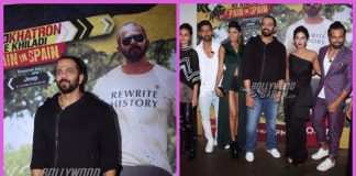Khatron Ke Khiladi new season launched by host Rohit Shetty