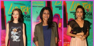 Lipstick Under My Burkha screening event held in Mumbai