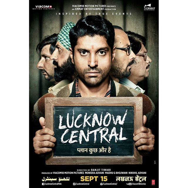 Lucknow Central trailer released