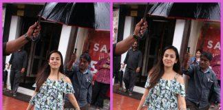 Shahid Kapoor's wife Mira Rajput makes a fresh splash in Mumbai