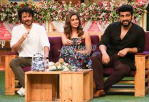 Photos – Mubarakan promotions on The Kapil Sharma Show