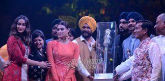 Team Mubarakan celebrates Sadbhavna Divas in New Delhi