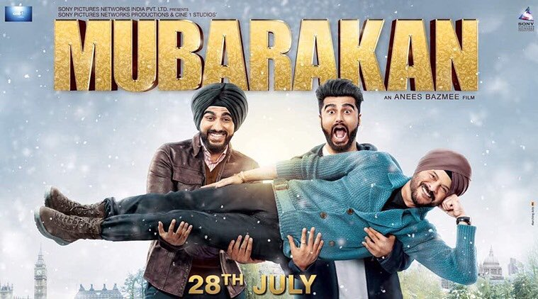 Mubarakan 1st Day Collection Total Box Office Business Worldwide Income Report