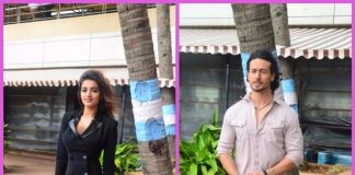 Tiger Shroff and Nidhhi Agerwal promote Munna Michael in style